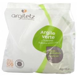 Argile verte - 1 kg